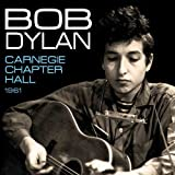 Carnegie Chapter Hall 1961 Bob Dylan