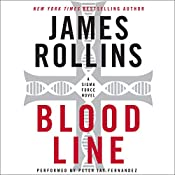 Bloodline: A Sigma Force Novel, Book 8 | James Rollins