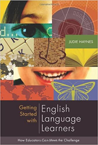 Book cover: getting started with english language learners