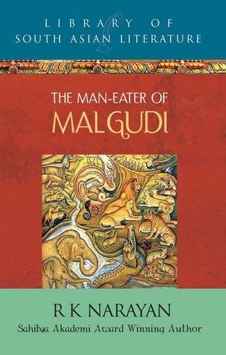 The Man Eater of Malgudi by R.K Narayan