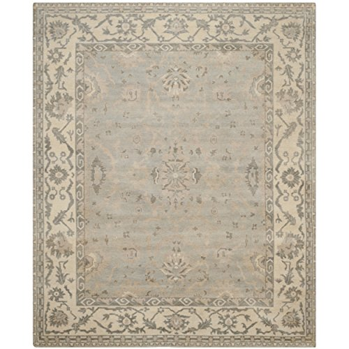 Safavieh Oushak: Safavieh Oushak Collection OSH231A Hand-Knotted Wool Area