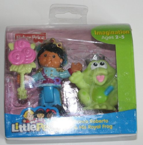 Little People Prince Roberto & His Royal Frog