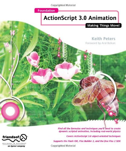 Foundation Actionscript 3.0 Animation 1590597915 pdf