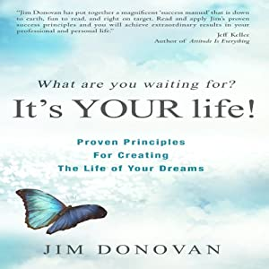 What Are You Waiting For?: It's YOUR Life Audiobook