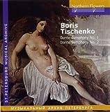 Tischenko: Dante Symphonies 1/ St Petersburg Po