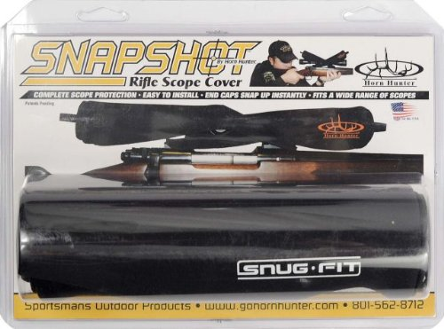 Horn Hunter Snapshot Rifle Scope Cover (Standard)