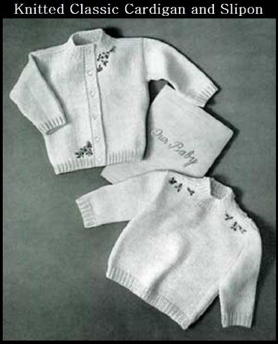 Knit Baby Clothes Patterns