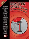 Mel Bays Master Anthology of Blues Guitar Solos, Vol. 1