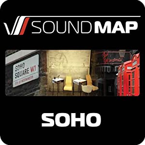 Soundmap Soho Audiobook