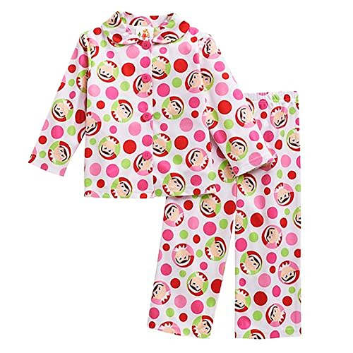 The Elf on the Shelf 2-Piece Little Girls Pajamas (Size - 4)