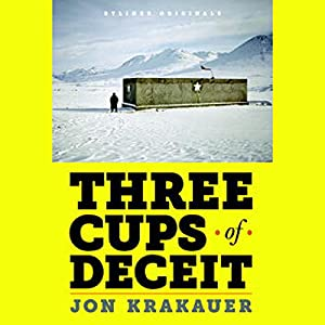 Three Cups of Deceit Audiobook