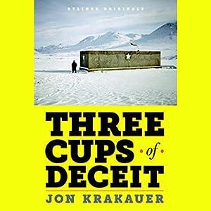 Three Cups of Deceit Audiobook
