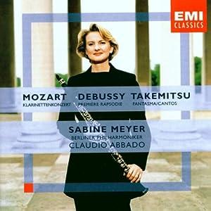 Clarinet Concerto / Premiere Rhapsody