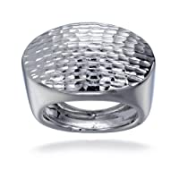 Men's Made In Italy Ring in Sterling Silver (Available in Sizes 5 - 13) from FineDiamonds9