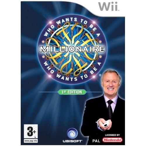 谁想成为百万富翁 (who wants to be a millionaire) [欧版]