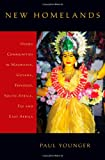 img - for New Homelands: Hindu Communities in Mauritius, Guyana, Trinidad, South Africa, Fiji, and East Africa book / textbook / text book