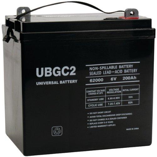 Universal Power Group 45966 Sealed Lead Acid Ba..