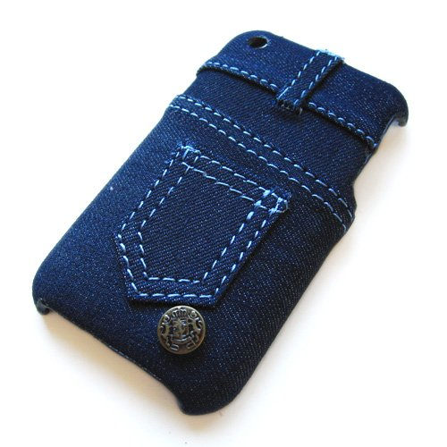 Case Denim Jeans Denim Style Iphonedark Apple