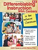 img - for Differentiating Instruction with Centers in the Inclusive Classroom book / textbook / text book