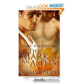 The Mark of an Alpha: Pack Discipline Series, Book 1