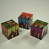 Puzzle CubeT-shirtChevalT-shirtPuzzle