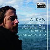 """echange, troc  - Grande Sonate """"Les Quatre Ages"""" - Symphonie Pour Piano Solo - Etude"""