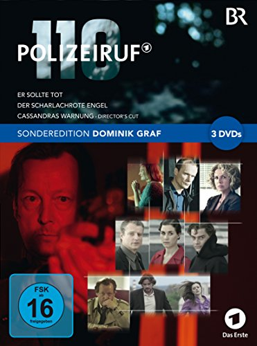 Polizeiruf 110 - Sonderedition Dominik Graf [3 DVDs]
