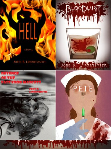 4-in-1 Horror Boxed Set Alert  4 Twisted Tales: Serial Killers, Cannibals, An Insane Asylum, and a Bloody Prom by John Raptor