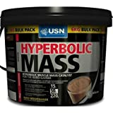 USN Hyperbolic Mass Chocolate 2000g - CLF-USN-MUS013