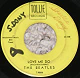 love me do / p.s. i love you 45 rpm single