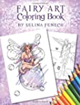 Fairy Art Coloring Book