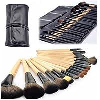 La Sante 24-Piece Professional Makeup Brush Set