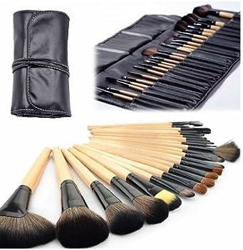 La Sante 24-Piece Makeup Brush Set
