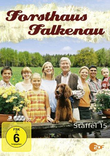 Forsthaus Falkenau - Staffel 15 [3 DVDs]