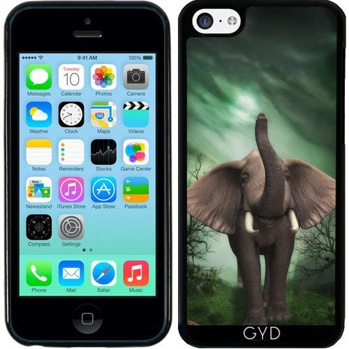 coque-silicone-pour-iphone-5c-style-elephant-fantastique-by-wonderfuldreampicture