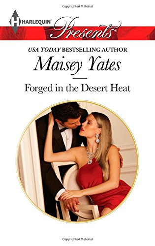 Image of Forged in the Desert Heat (Harlequin Presents)