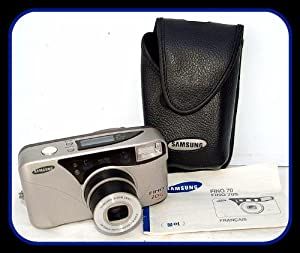 Samsung FINO 70S 35mm Camera (BRAND NEW IN BOX)