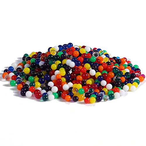 2013Newestseller 5000Pcs Mixed Magic Crystal Water Jelly Mud Water Beads Toy front-472142