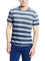 Pepe Jeans London Camiseta Manga Corta Lowell (Azul Oscuro)