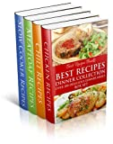 Best Recipes Dinner Collection - Chicken, Chili, Meatloaf, Slow Cooker