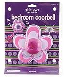 Daisy Flower girls Bedroom kids indoor Doorbell