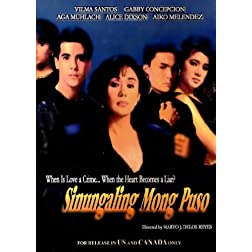 Sinungaling mong Puso -Philippines Filipino Tagalog DVD Movie