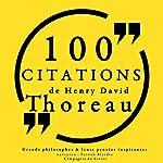Philosophie pour tous : 100 citations de Henry David Thoreau | Henry David Thoreau
