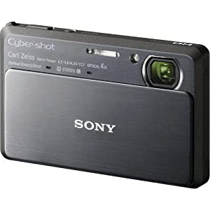 "Sony TX Series DSC-TX9/H 12.2MP Digital Still Camera with ""Exmor R"" CMOS Sensor and 3D Sweep Panorama"