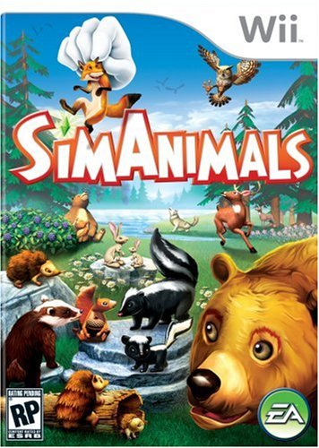 SimAnimals - Nintendo Wii (Animal Games For Wii compare prices)