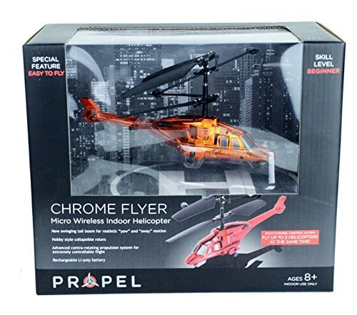 propel-chrome-flyer-micro-wireless-indoor-rc-helicopter-orange-chrome-finish-by-propel