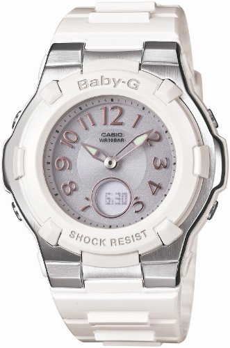 Casio Baby-G Tough Solar Radio Clock Multiband 6 Bga-1100-7Bjf Women'S Watch Japan Import front-764011