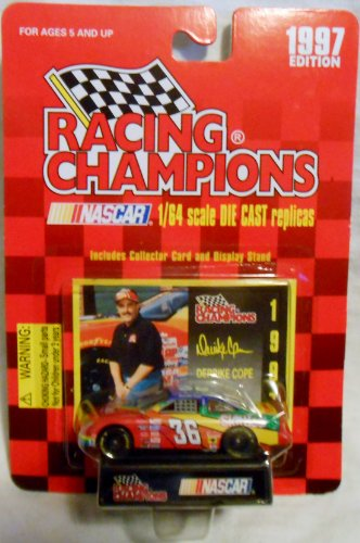 1997 Racing Champions # 36 Derrike Cope 1/64 scale