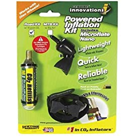 Genuine Innovations Road Bicycle Powered Inflation Kit - 2516