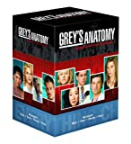 Grey's Anatomy - Season 1-4 Complete [DVD]